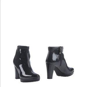 Italian leather boots 2018 NR RAPISARDI brand